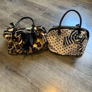 Betsey Johnson purses